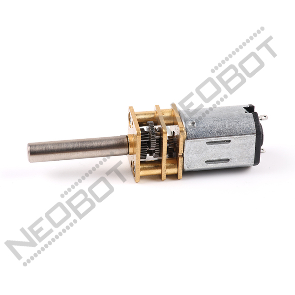 Makeblock mini Metal Gear motor-n20 dc 12v 390rpm
